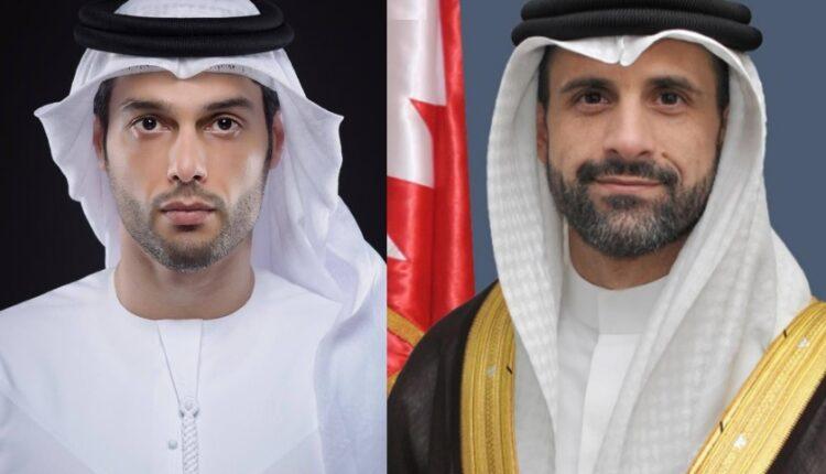 سفير الإمارات و البحرين في تل أبيب هربا الى الملاجئ بسبب صواريخ المقاومة