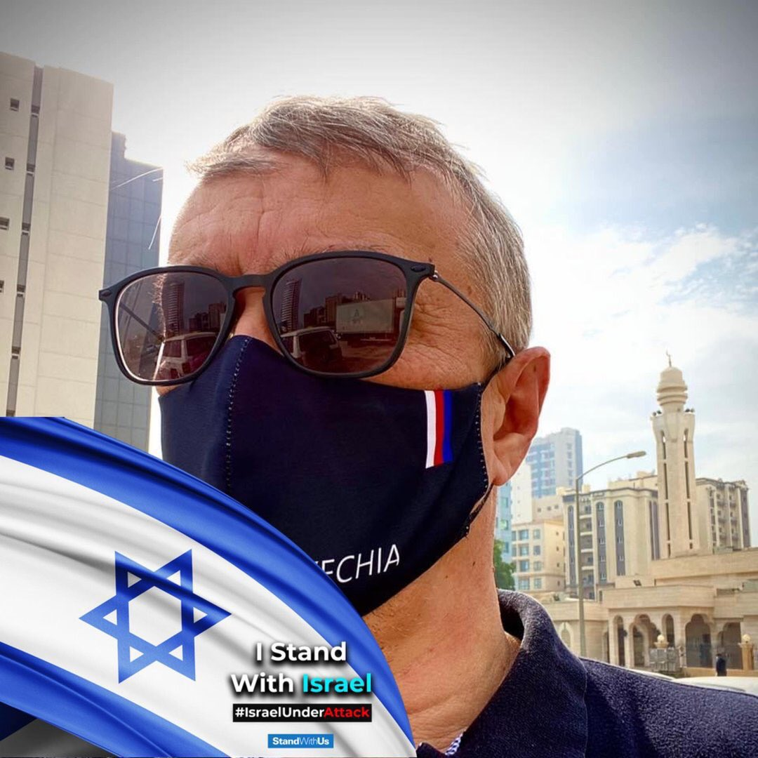 سفير التشيك في الكويت