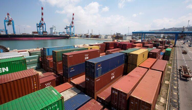 الإمارات ترسل سفينة شحن إلى ميناء ايلات