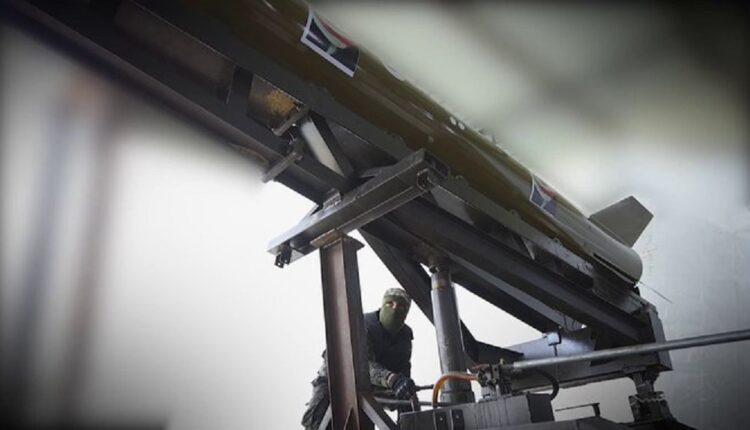 القسام تنشر فيديو اطلاق صاروخ عياش 250 وطائرات شهاب