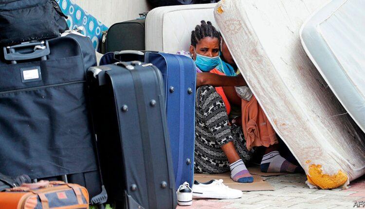 عاملات منازل يتعرض -وفقاً لصحيفة الجارديان- لانتهاكات