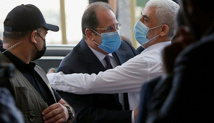 عباس كامل يصل قطاع غزة للقاء قيادات حماس