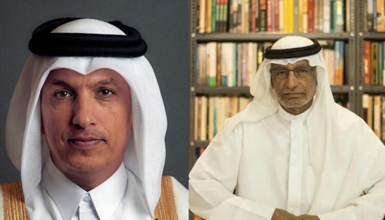 عبدالخالق عبدالله يصف وزير مالية قطر علي العمادي بالحرامي