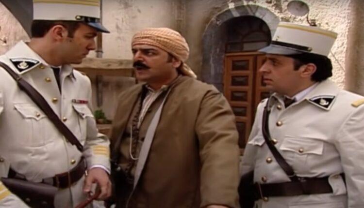 عقيد باب الحارة أبو شهاب سامر المصري يهاجم المسلسل