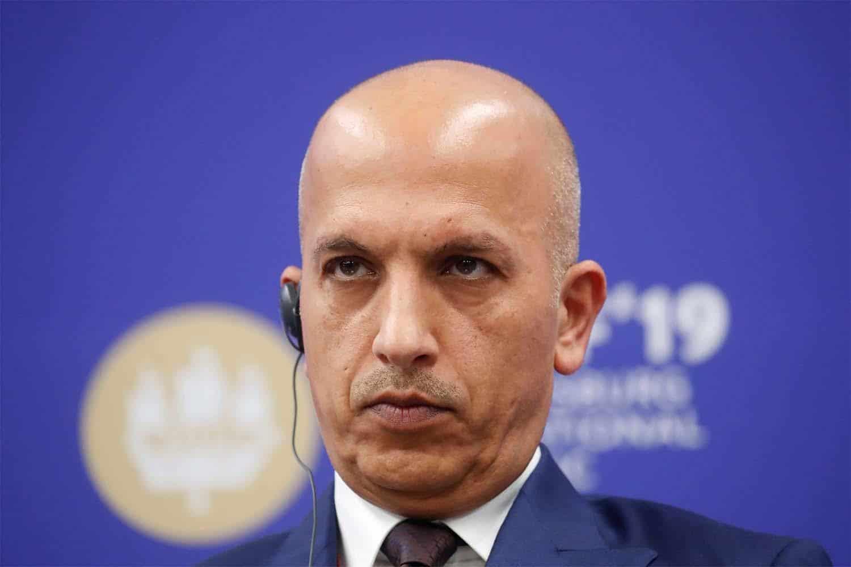 علي شريف العمادي اقيل من منصبه وزيرا للمالية بسبب شبهات فساد