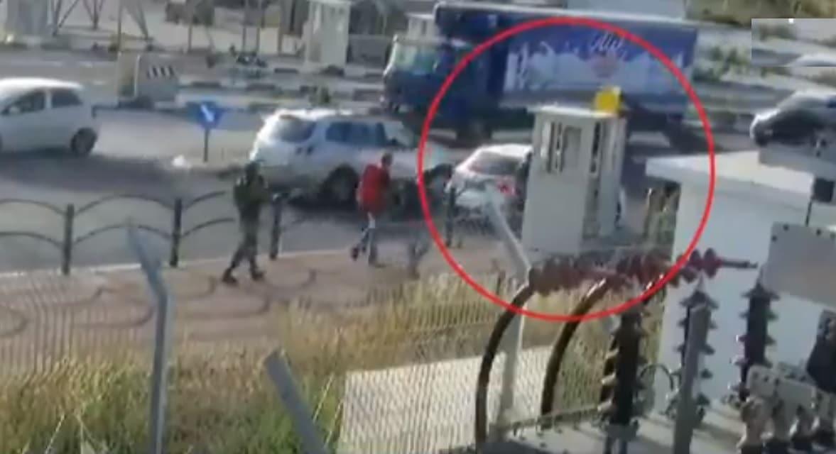 عملية اطلاق نار على حاجز زعترة