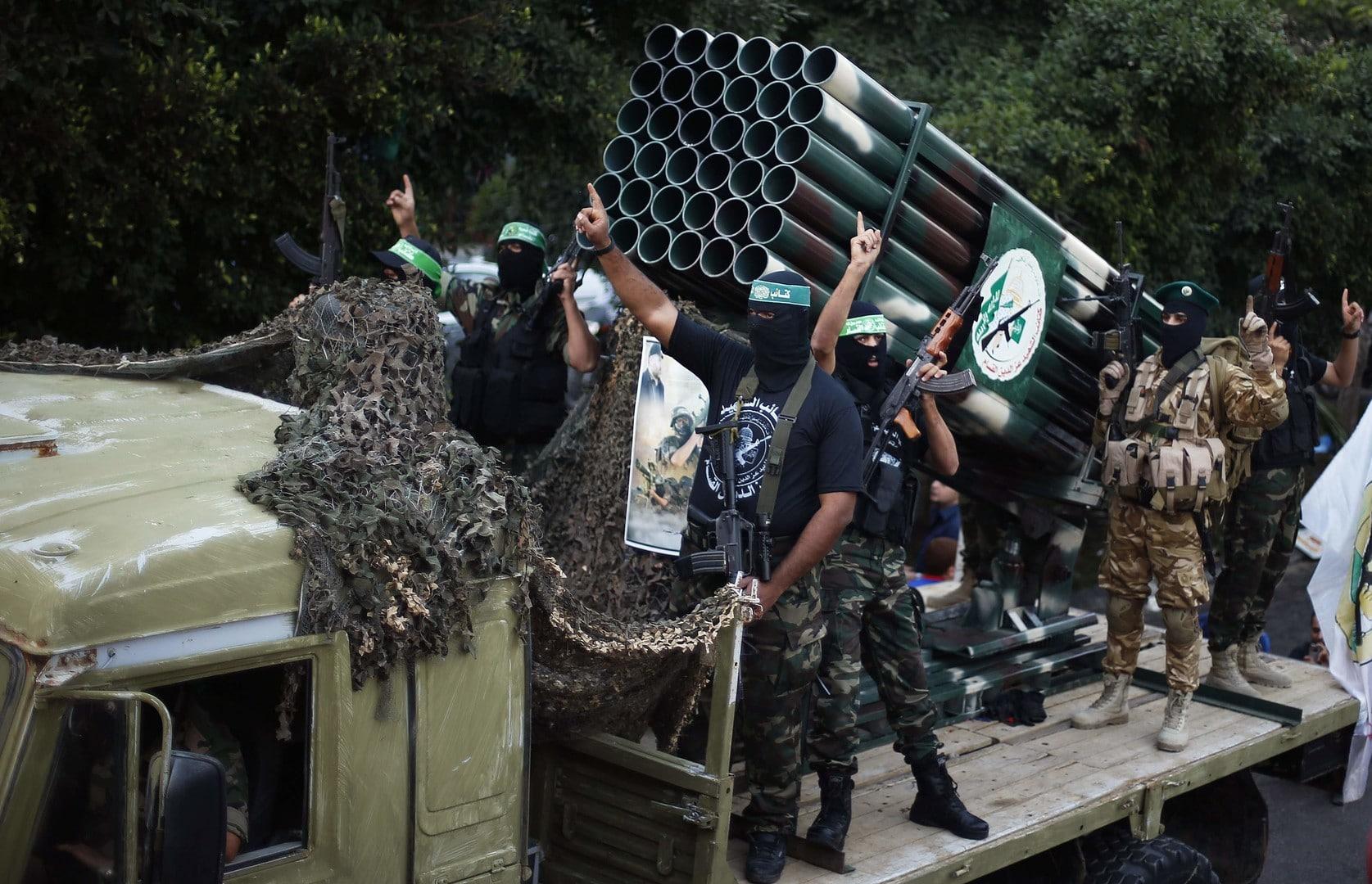 مسؤول إيراني يكشف مفاجأة حول مدينة الصواريخ التي تمتلكها حماس تحت الأرض