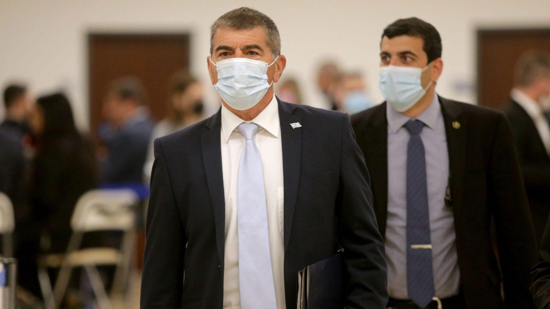 غابي أشكنازي وزير خارجية اسرائيل