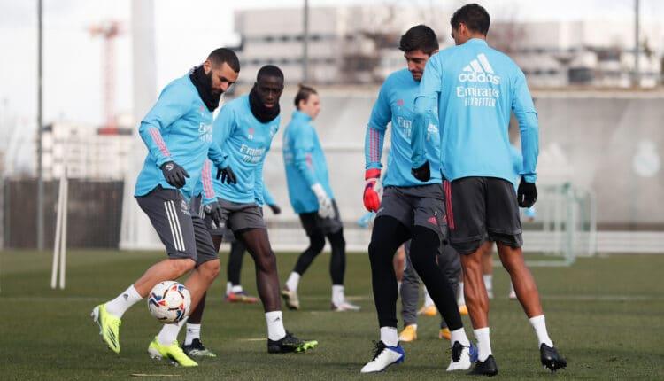 فريق ريال مدريد والمواجهة القادمة