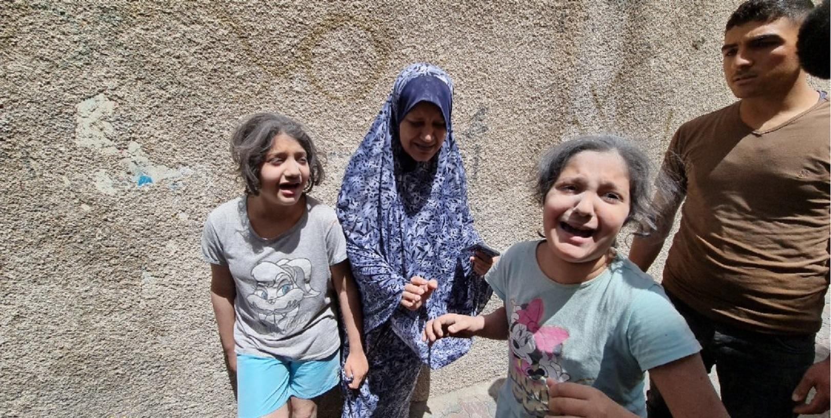 شهداء في غزة جراء قصف شقة سكنية