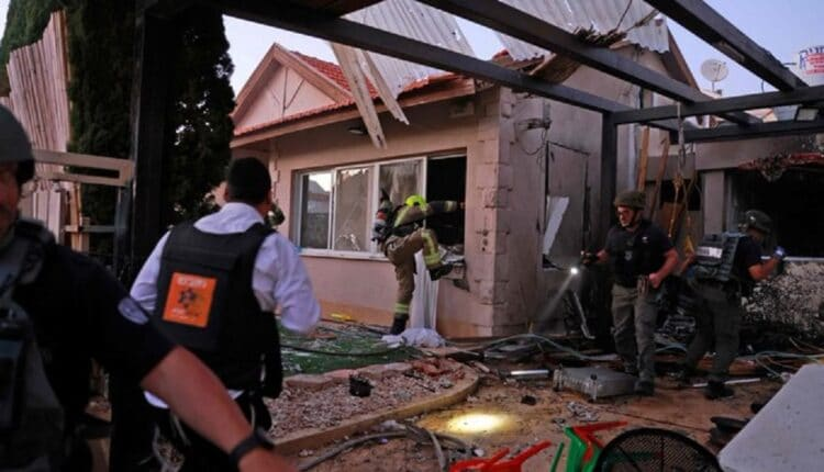 قصف سديروت