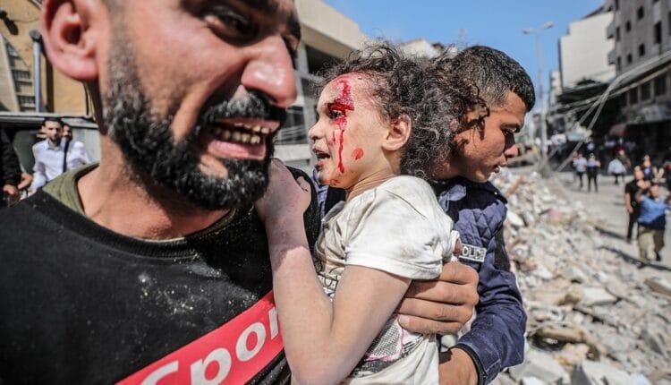 الجيش الاسرائيلي يكشف تفاصيل قصف غزة