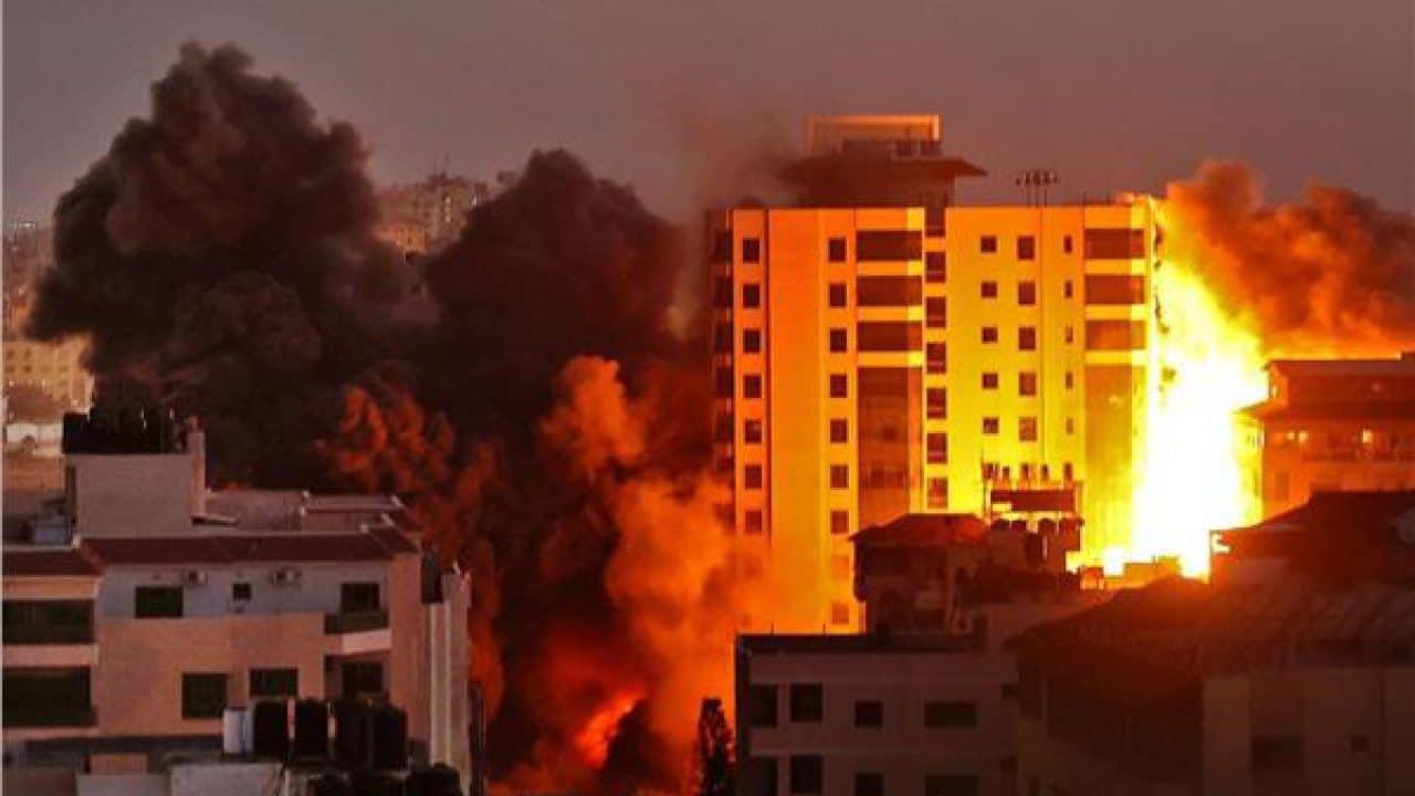 هكذا أجبرت حماس إسرائيل على وقف تدمير 3 ابراج في غزة
