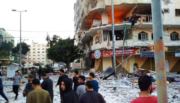 اتفاق وقف إطلاق النار في غزة