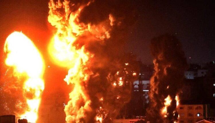 إسرائيل استخدمت اف 35 في قصف قطاع غزة