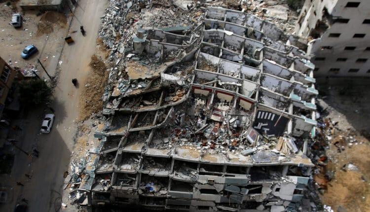 فلسطين الحرب على غزة