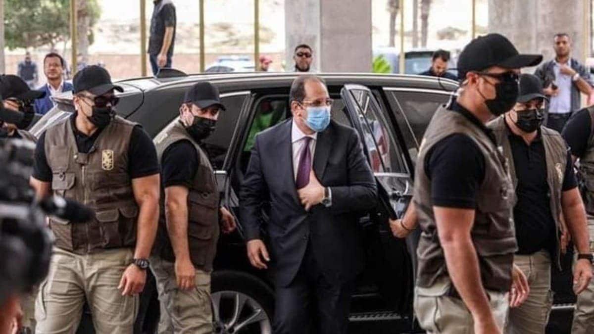 من الذى حاول اغتيال عباس كامل في غزة ؟