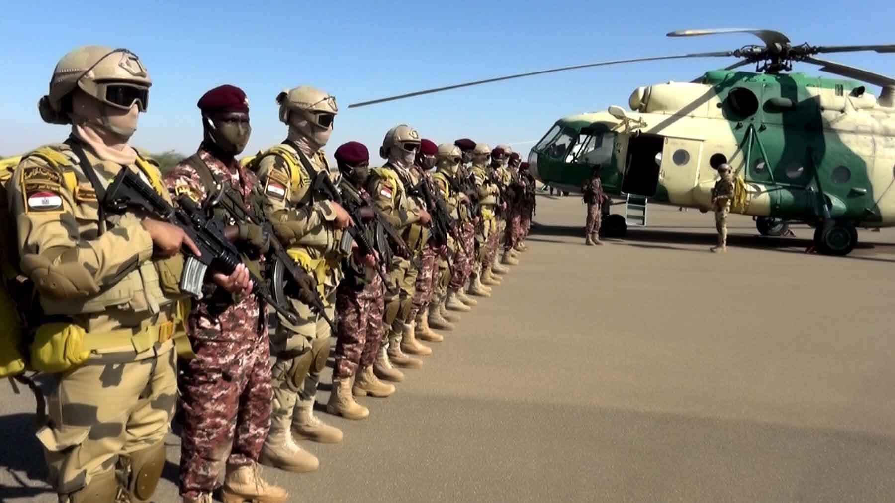 اثيوبيا تهدد مصر بعد حشد قواتها في السودان