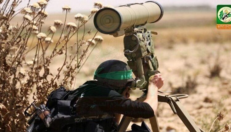 كتائب القسام تدمر جيب عسكري اسرائيلي