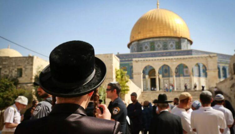 متطرفون يخططون لاقتحام المسجد الأقصى