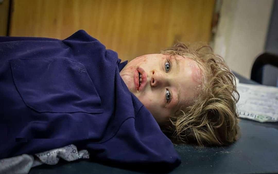 مجزرة في حي الرمال بمدينة غزة