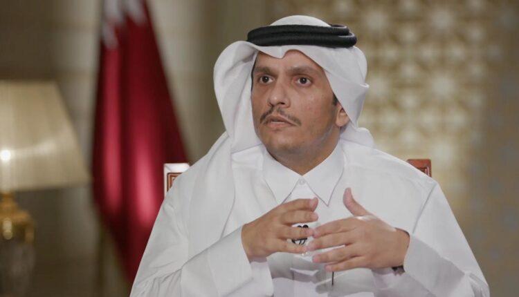 محمد بن عبدالرحمن وزير خارجية قطر