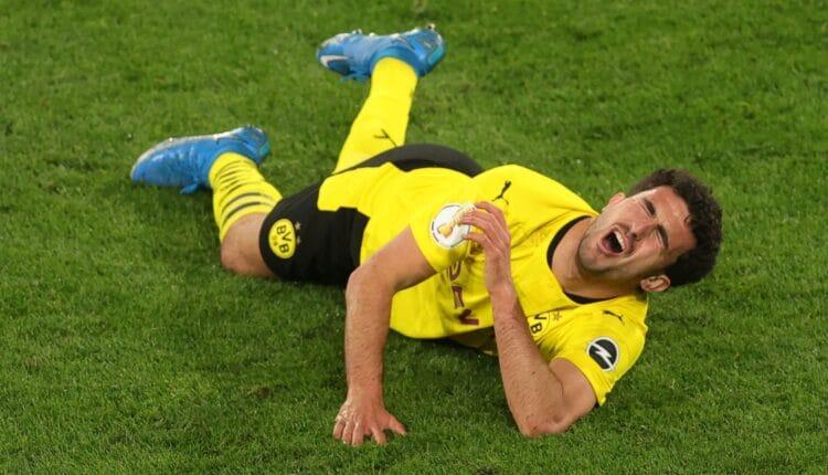 إصابة قاسية للمدافع الإسباني ماتيو موري