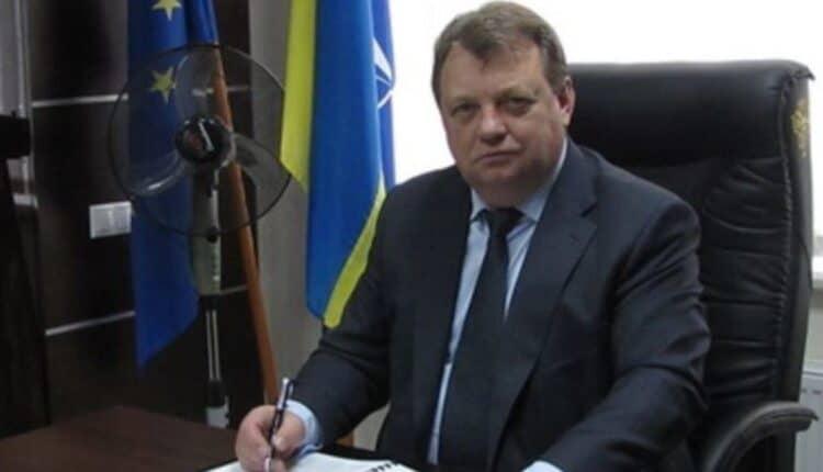 مدير الاستخبارات الأوكراني