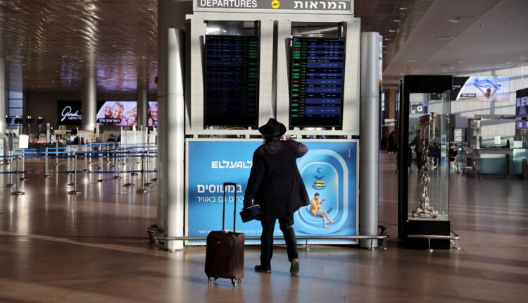 الاتحاد للطيران وفلاي دبي تلغيان رحلاتهما إلى تل أبيب