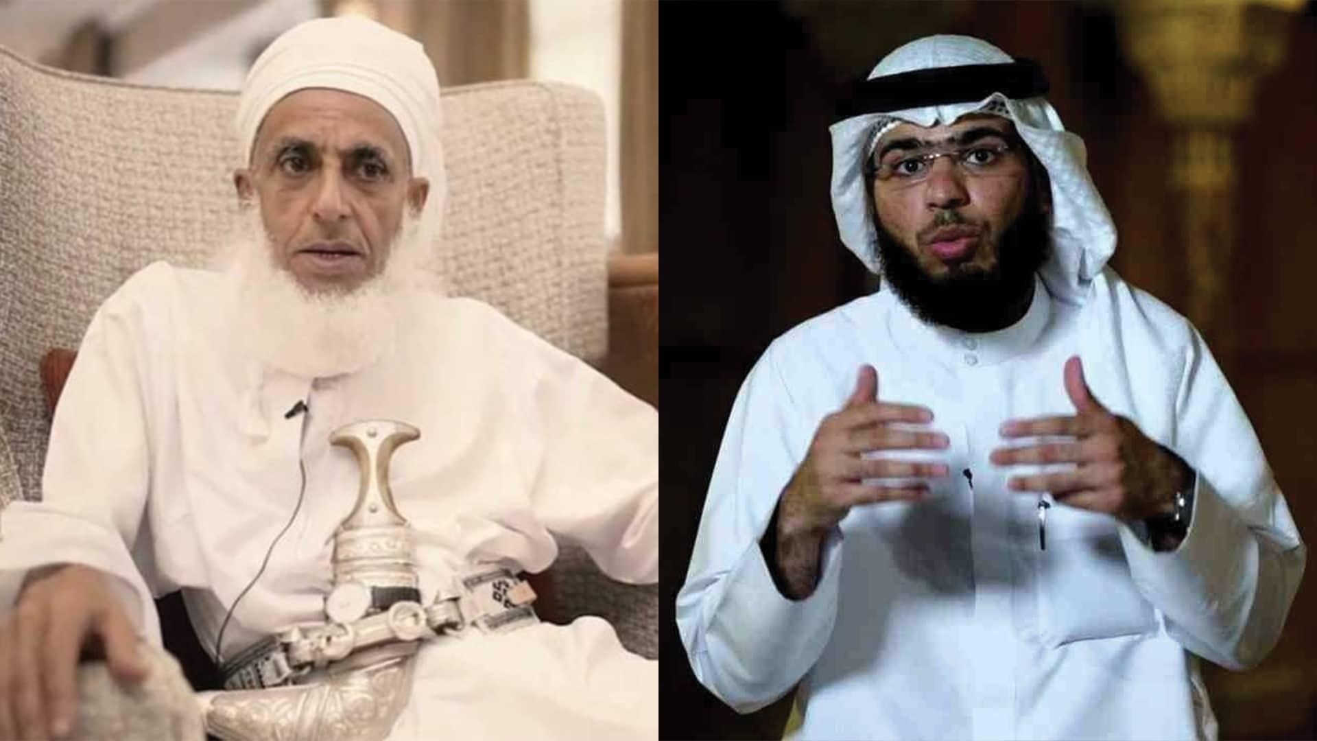 مفتي سلطنة عمان ينصر الفلسطينيين بينما وسيم يوسف يدافع عن الاحتلال