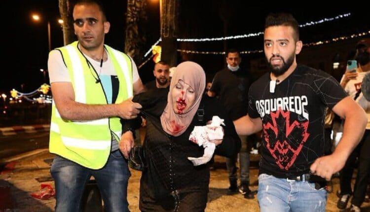 القدس تنتفض والأقصى يشتعل.. مواجهات عنيفة في باب العامود تزامناً مع احياء  ليلة القدر   وطن يغرد خارج السرب