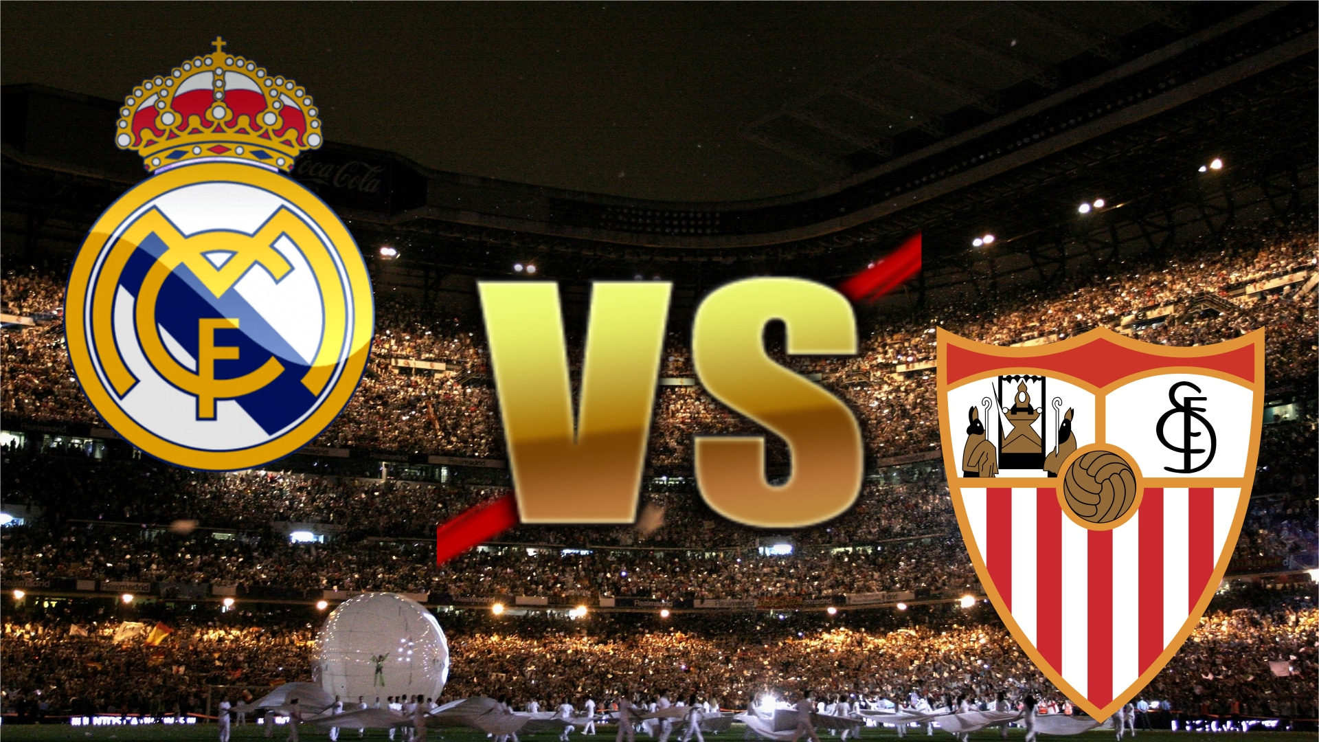 مباراة إشبيلية وريال مدريد