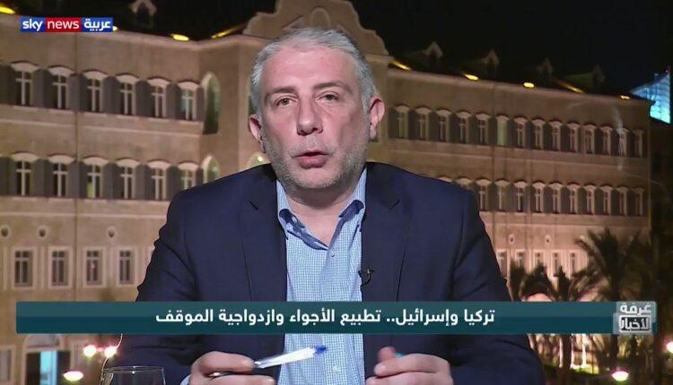 نضال السبع يزعم مشاركة بيرقدار في قصف غزة