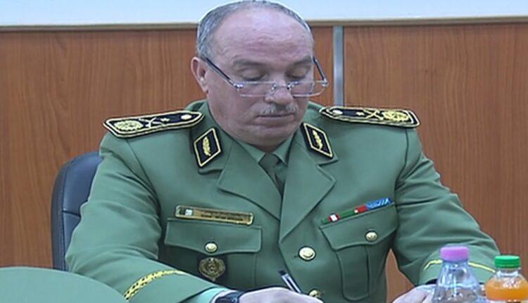 واسيني بوعزة مدير المخابرات الداخلية