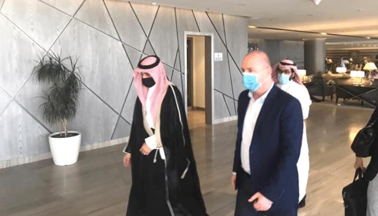 مسؤول في النظام السوري يزور السعودية