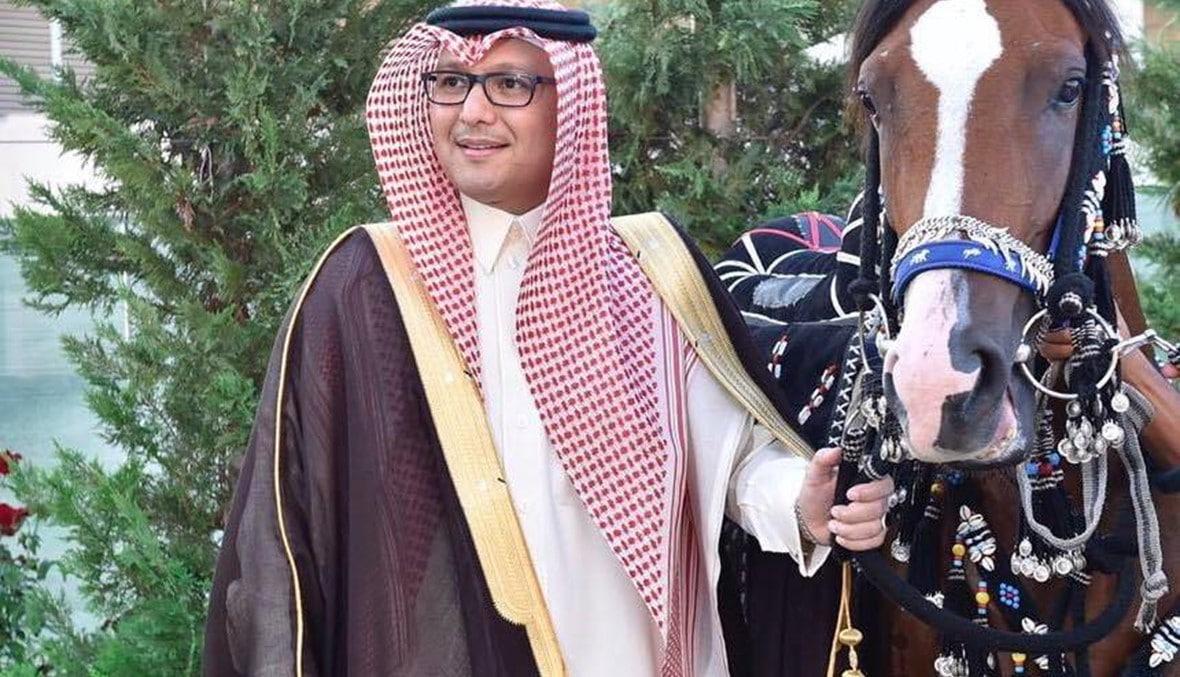 السفير السعودي وليد البخاري