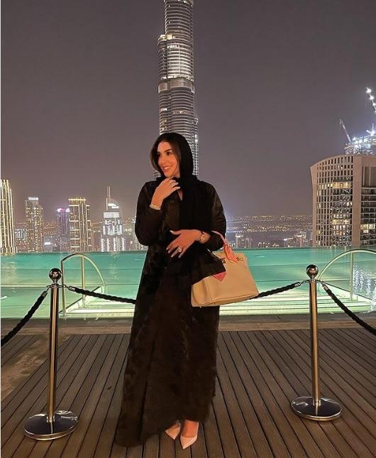 ياسمين صبري في دبي