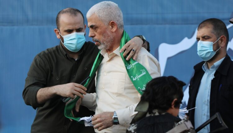 يحيى السنوار قائد حماس في غزة