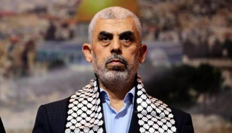 يحيى السنوار رئيس حركة حماس