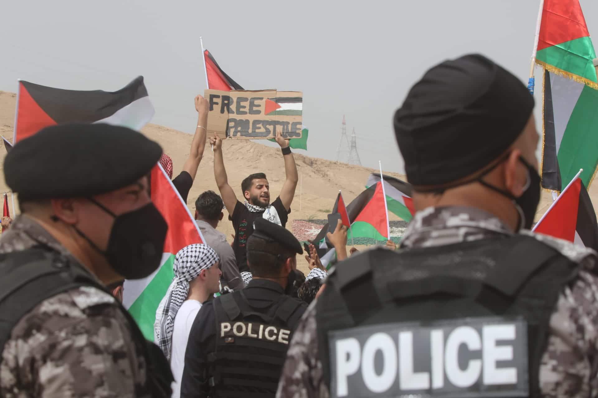 إسرائيل ترى في العلاقة مع الأردن مصلحة