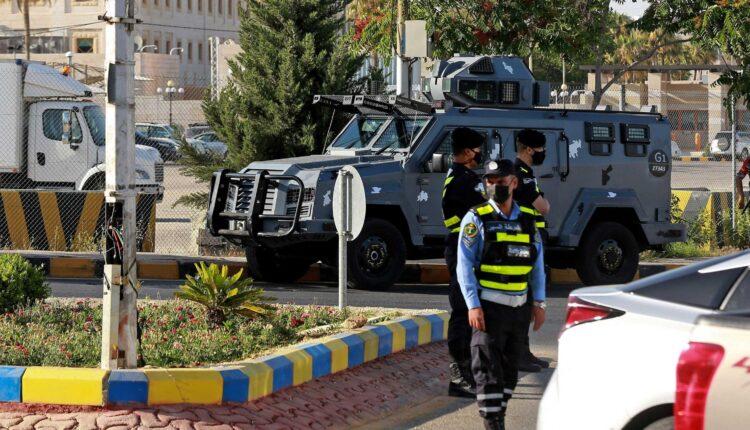 أزمة منطقة ناعور في الأردن