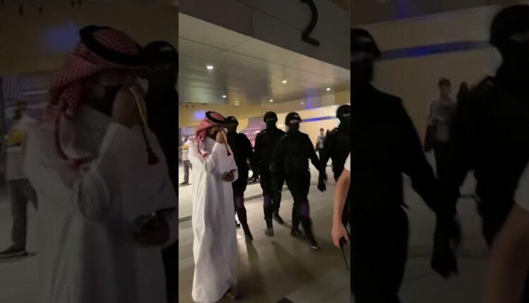 إلقاء القبض على مغني راب في السعودية