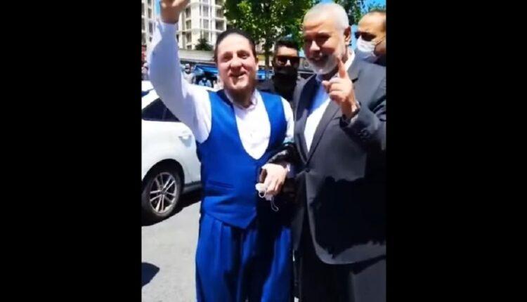 إسماعيل هنية في تركيا