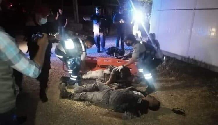 اصابات في صفوف الامن الاردني في منطقة ناعور