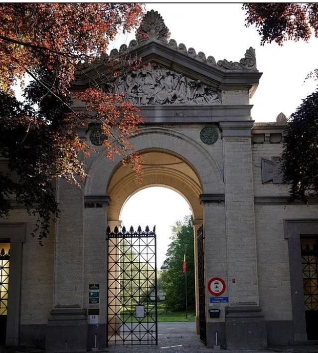 وقعت حادثة الاغتصاب الجماعي في مقبرة في مدينة غينت البلجيكية