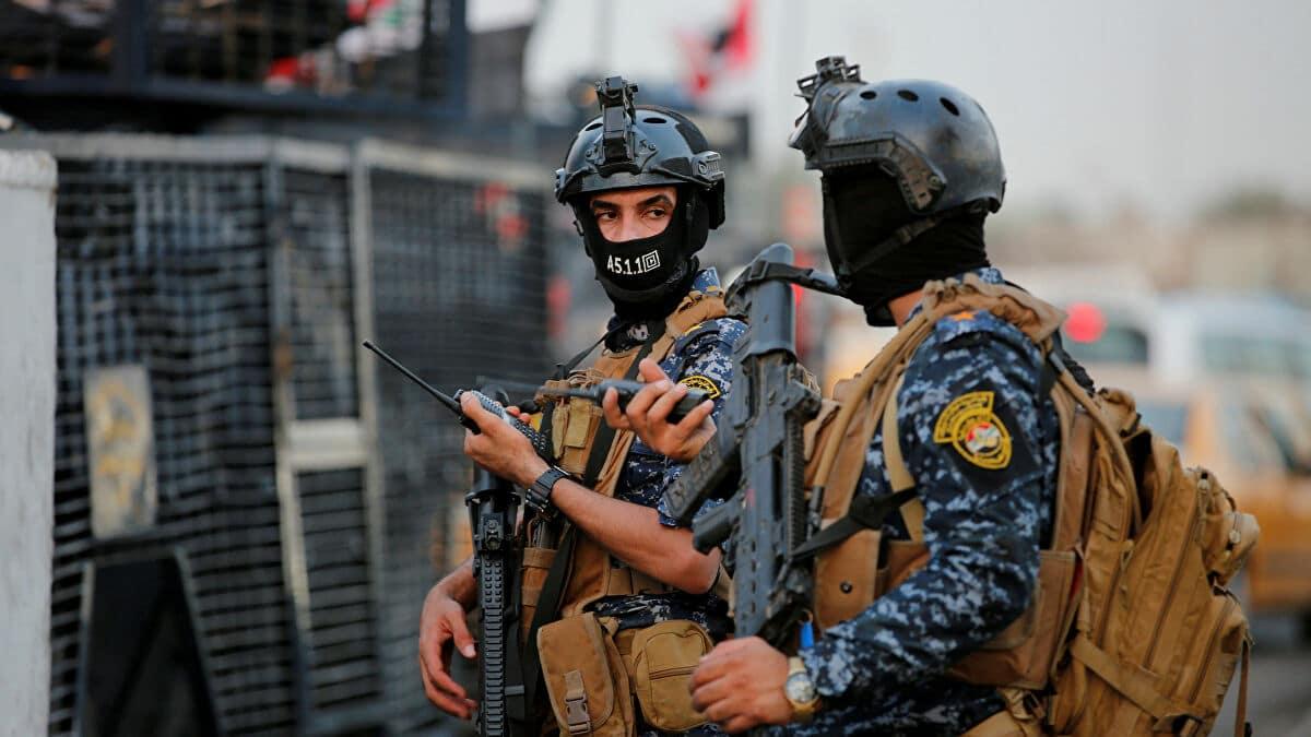 اغتيال ضباط مخابرات عراقية