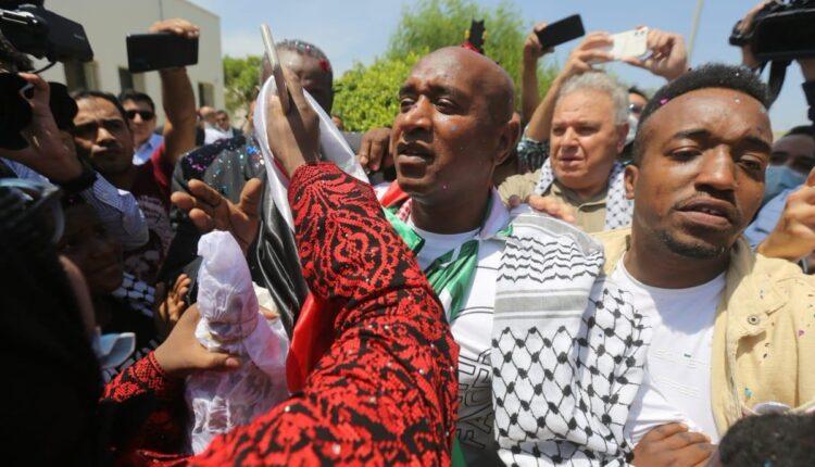 اقدم أسير أردني عبدالله أبو جابر