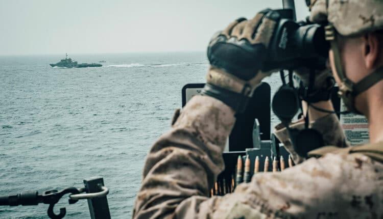 الأسطول السادس الأمريكي