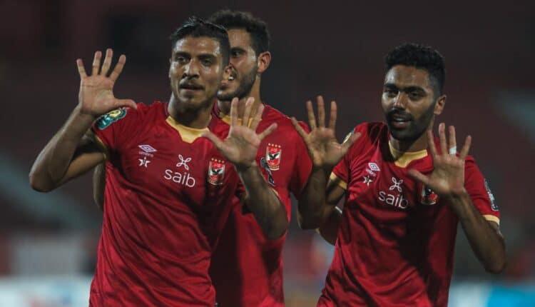 مباراة الأهلي المصري والترجي التونسي