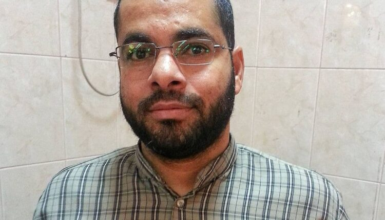 الاسير البحريني حسين بركات
